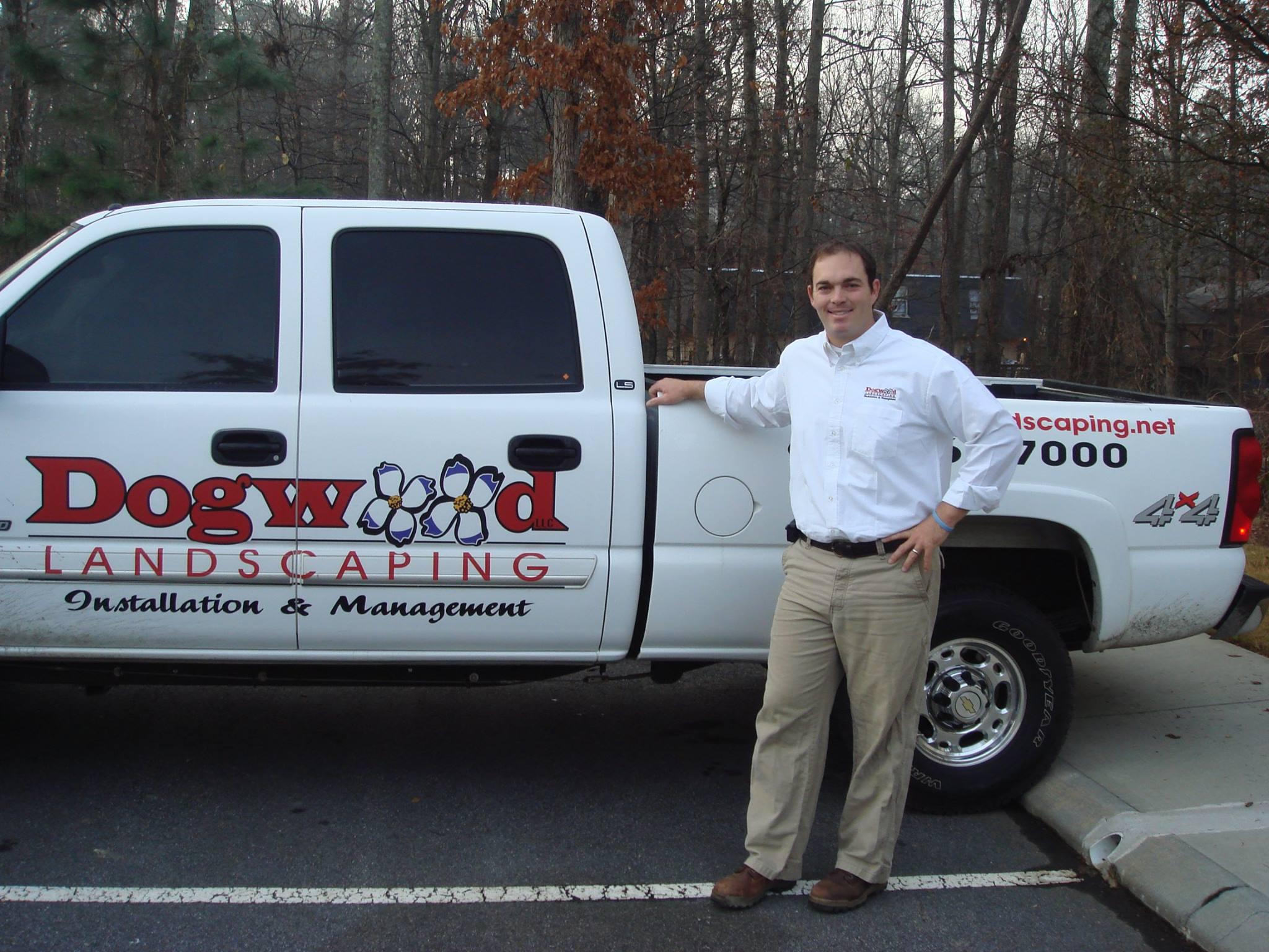 Jason Cory (Owner), Dogwood Landscaping
